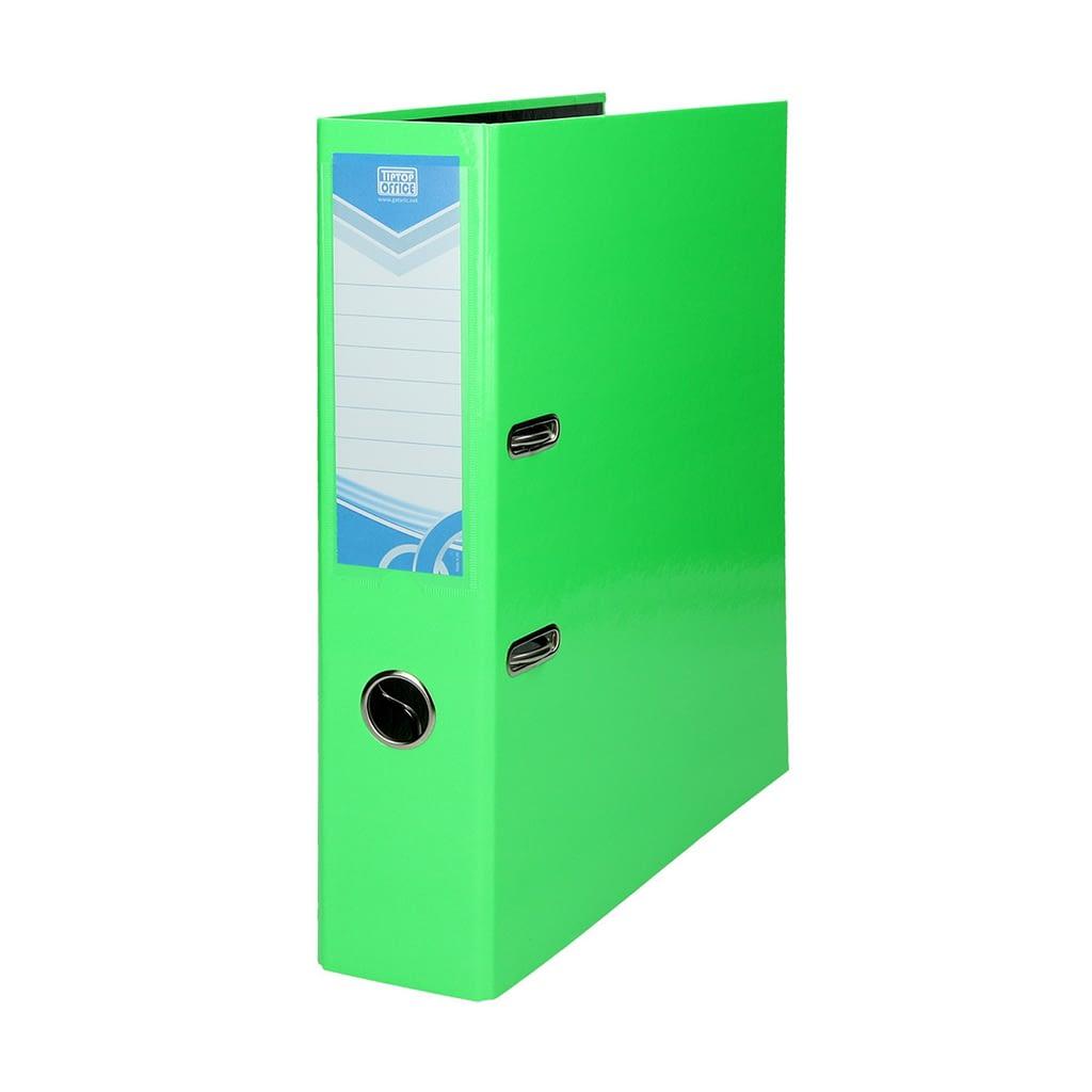 TTO Samostojeći registrator PREMIUM A4. Boja: neon zelena