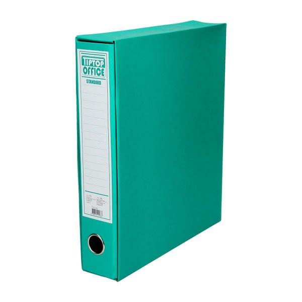 TTO Registrator uski sa kutijom ''Standard'' A4/55. Boja: zelena