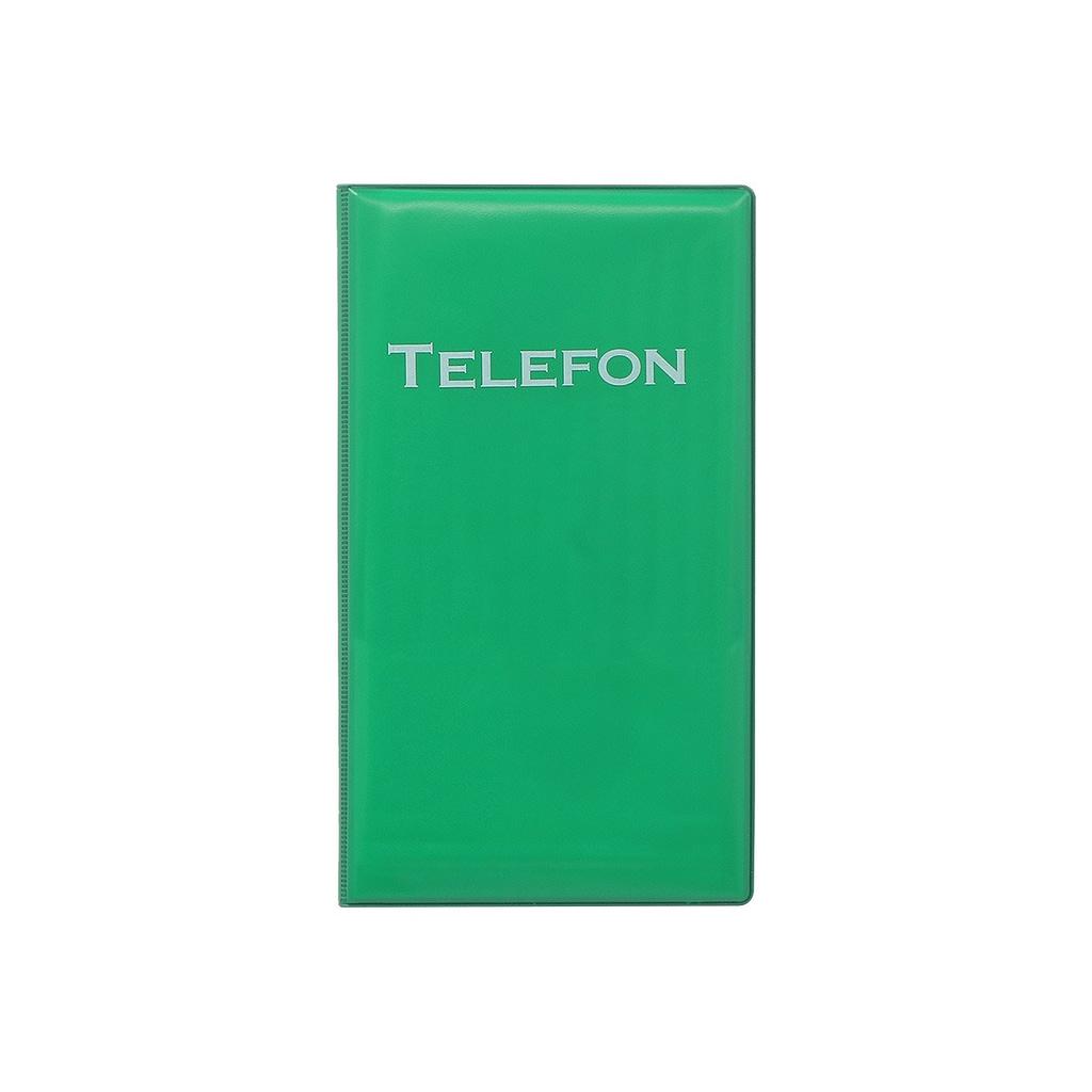 TTO Telefonski adresar 11.5x19.5 Tamno zelena