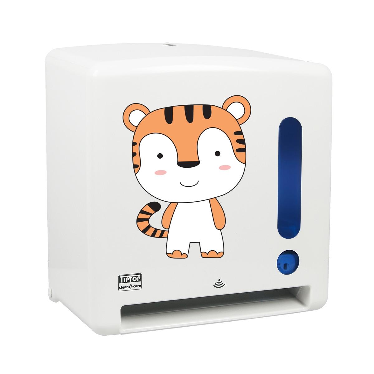 """TTC Senzorski uređaj za ubrus – beskontaktni. Print: """"Tigar"""""""