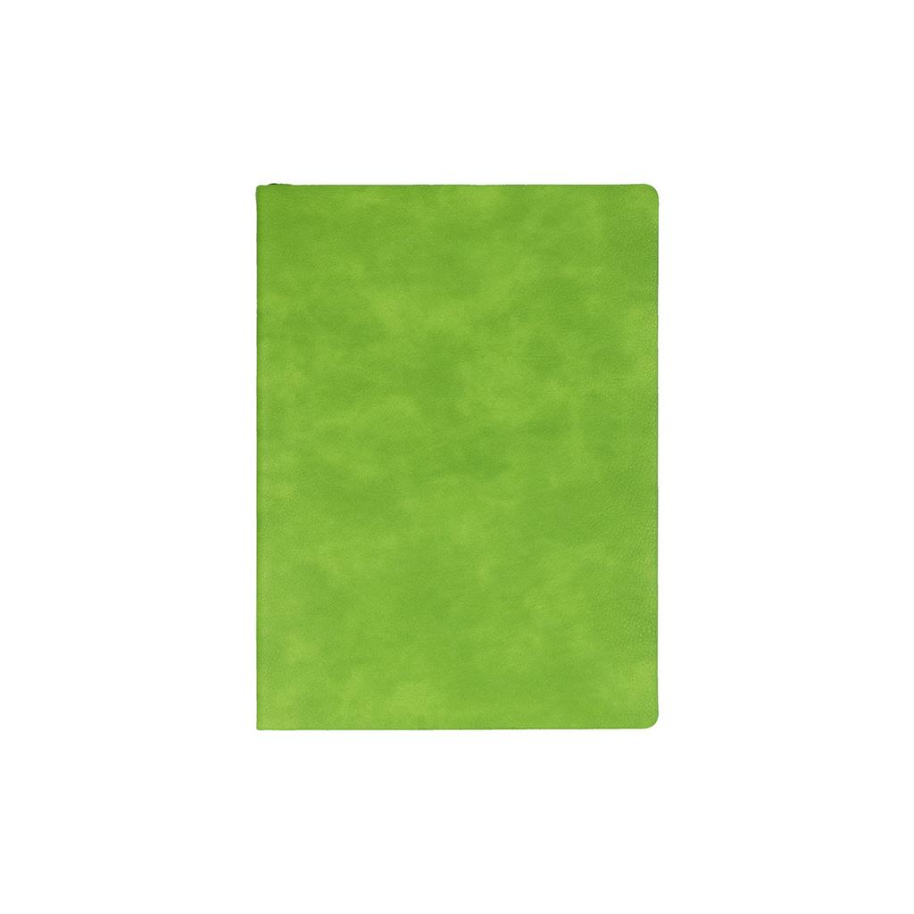 PM Rokovnik MONTE B5, 80g/112lista. Boja: zelena. Premium kvalitet