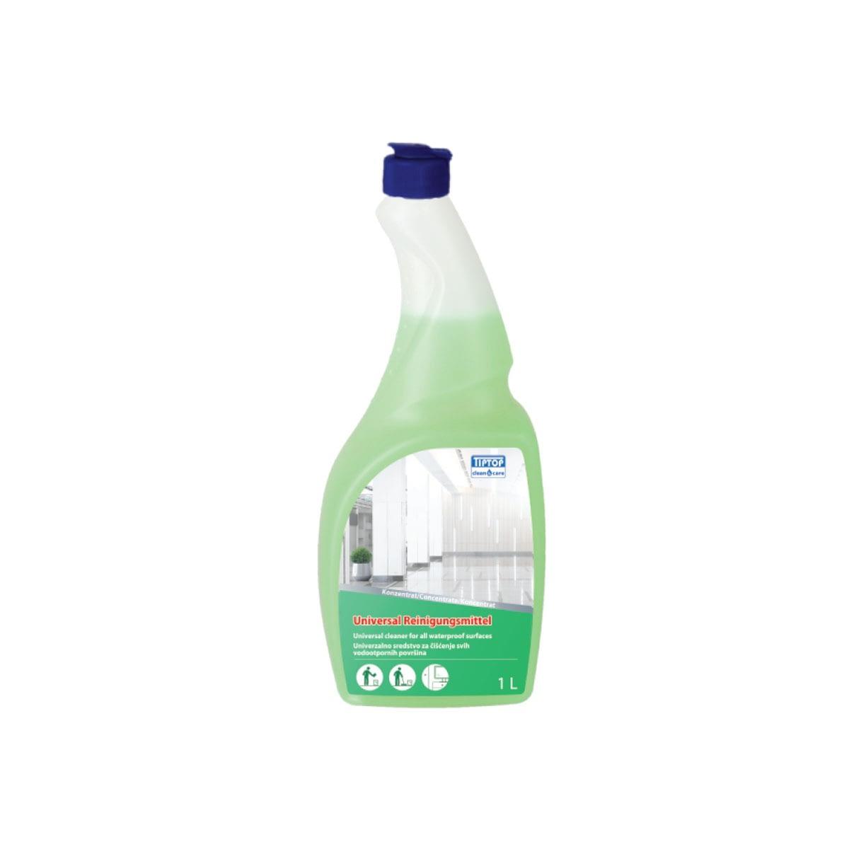 TTC Univerzalno sredstvo za čišćenje svih vrsta vodootpornih površina. Koncetrovano. 1L