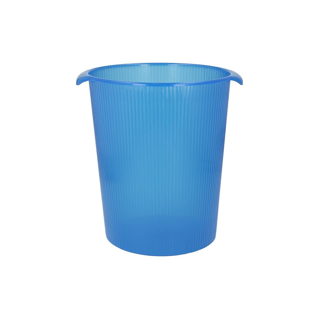 TTO Kanta za otpatke 12L PVC. Boja: transparentno plava