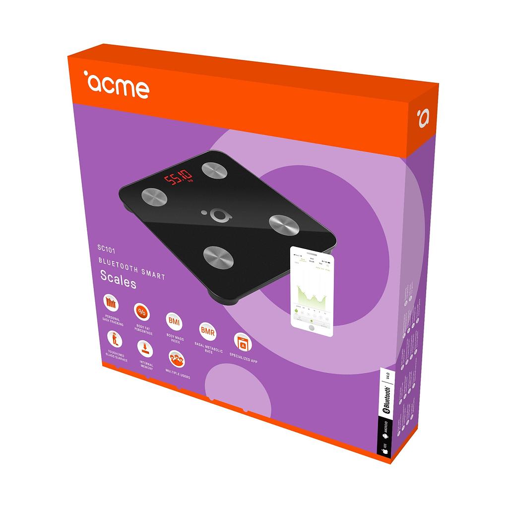 ACME Vaga za mjerenje SC101, crna