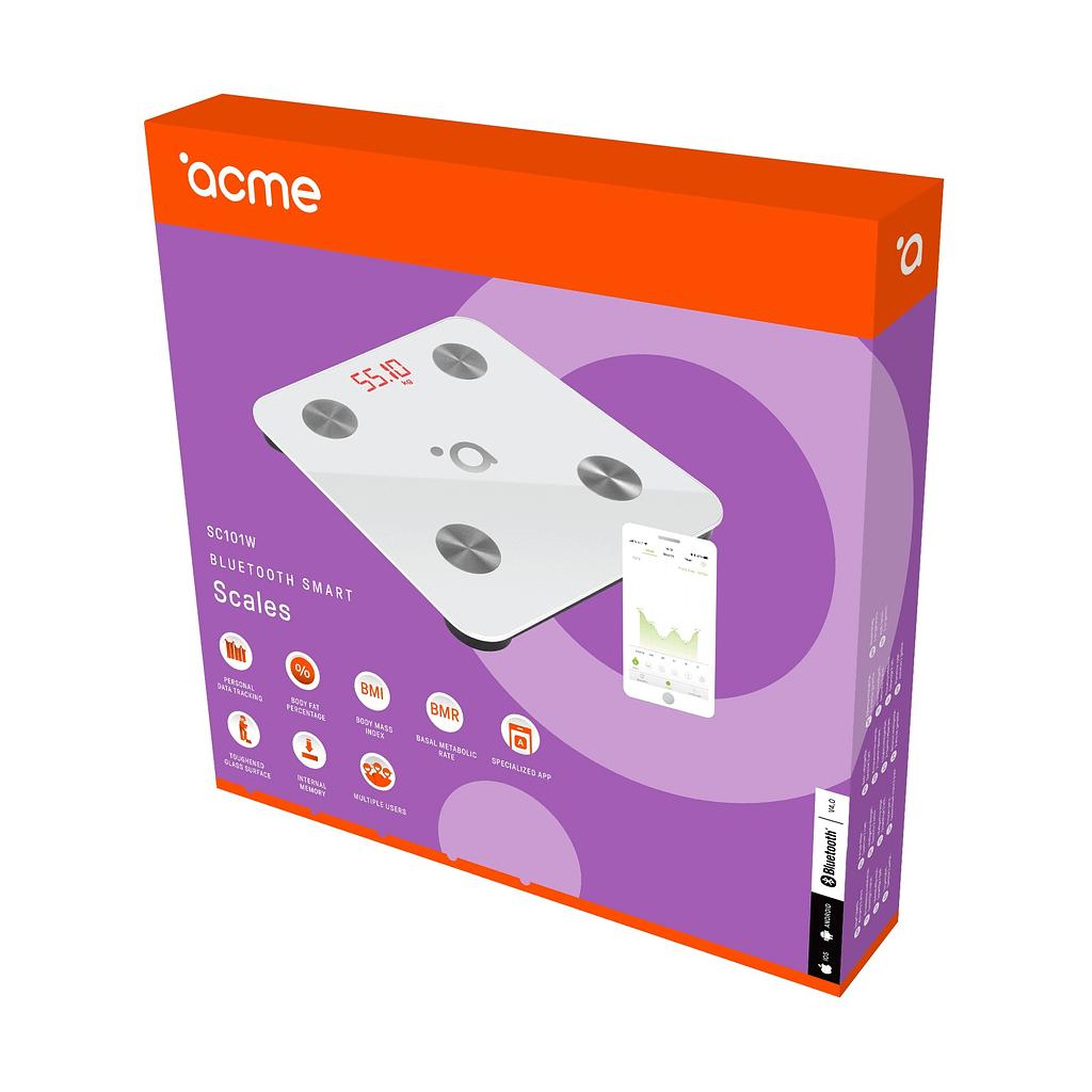 ACME Vaga za mjerenje SC101, bijela