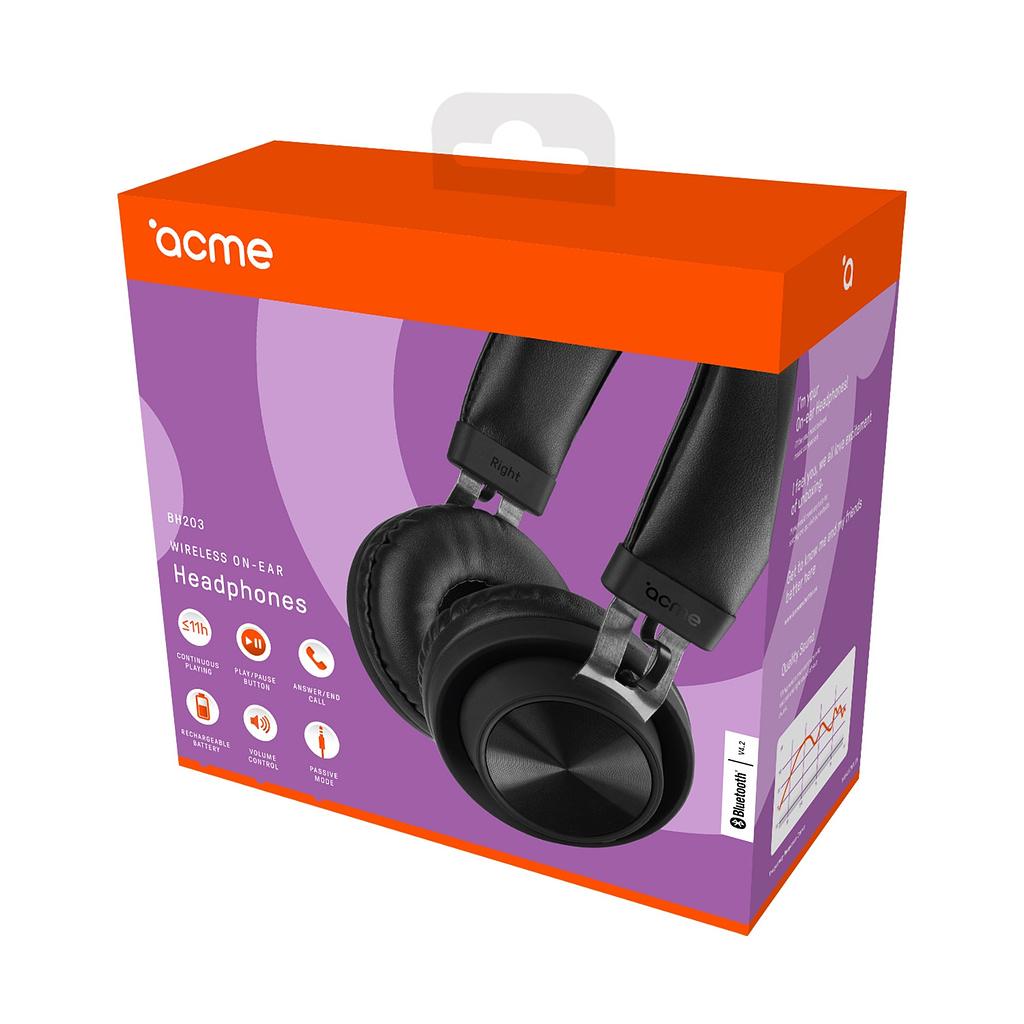 ACME Bluetooth slušalice BH203