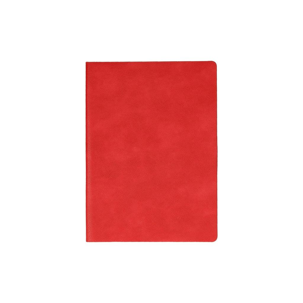 PM Rokovnik MONTE B5, 80g/112lista. Boja: crvena. Premium kvalitet