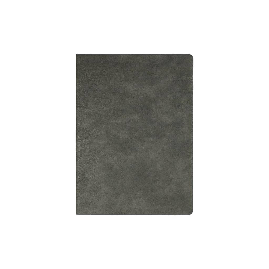 PM Rokovnik MONTE B5, 80g/112lista. Boja: siva. Premium kvalitet