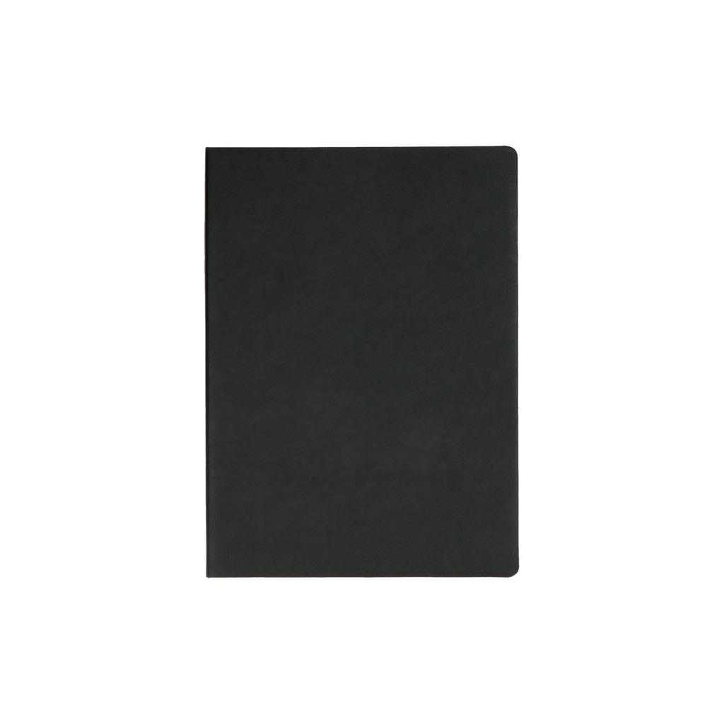 PM Rokovnik MONTE B5, 80g/112lista. Boja: crna. Premium kvalitet