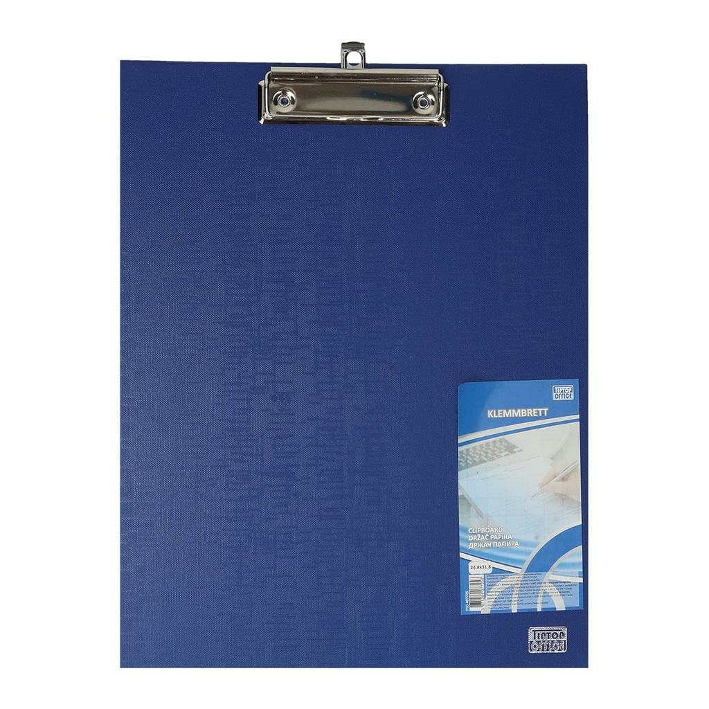 TTO Držač Papira ''Premium'' PP 24.8 x 31.8cm, Plava
