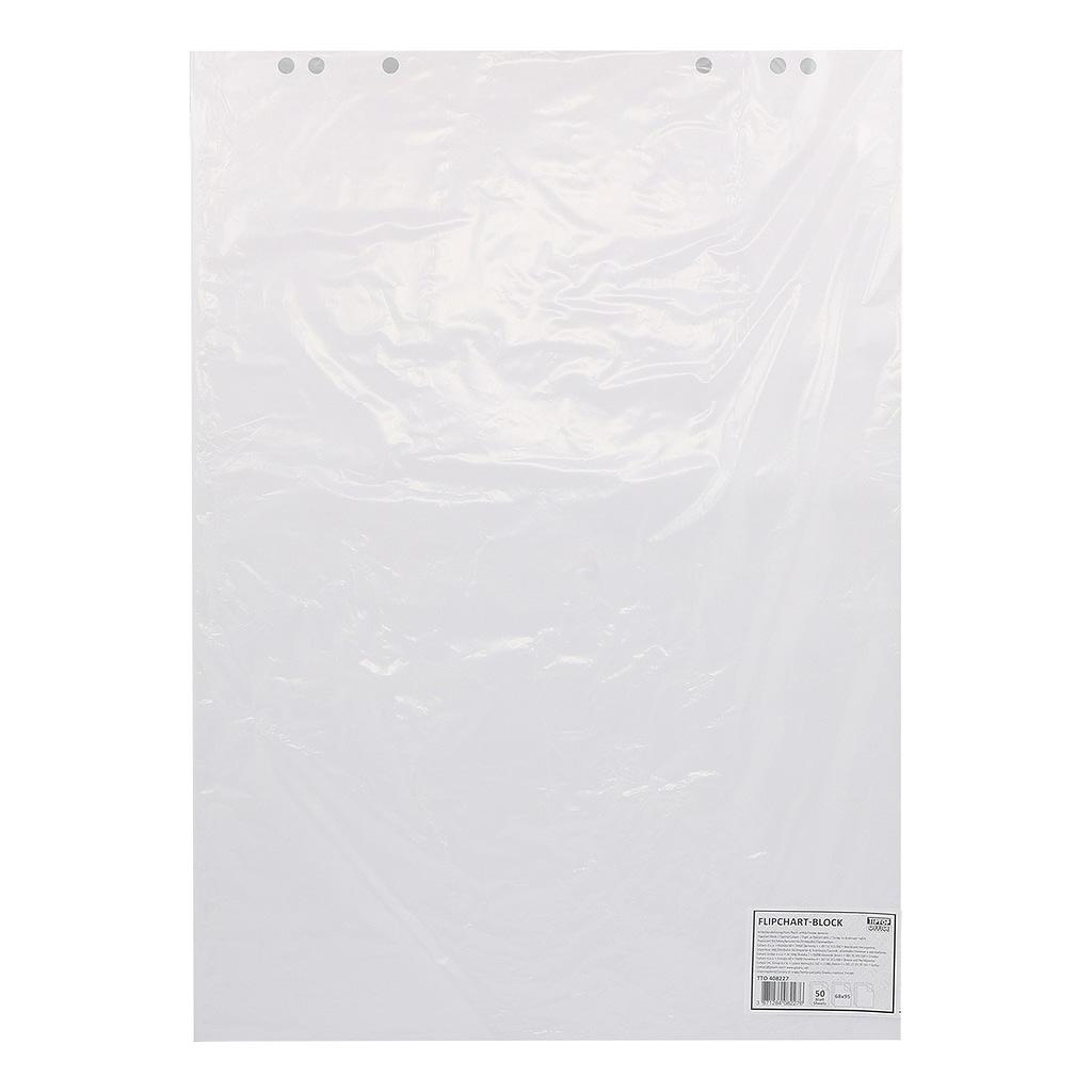 TTO Papir za Flipchart tablu 68x95cm, 20 lista, bijeli