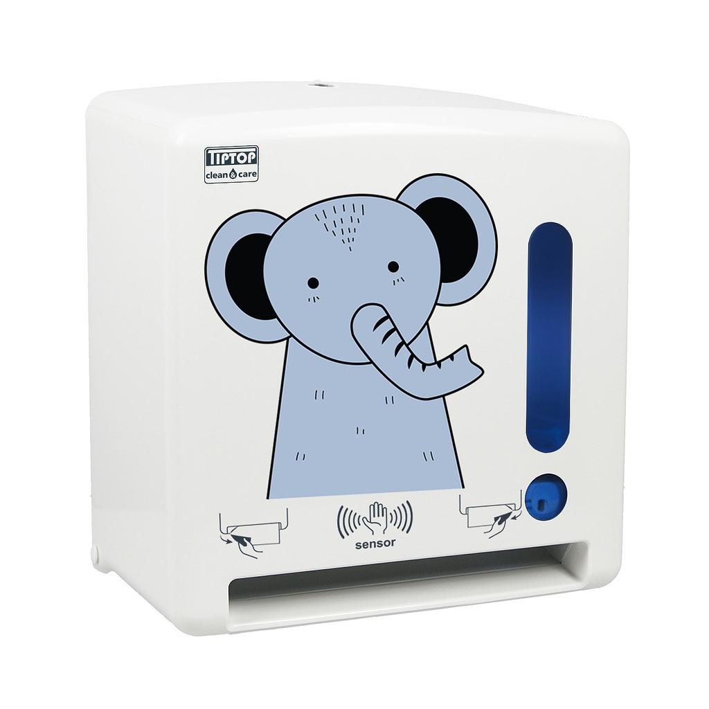"""TTC Senzorski uređaj za ubrus - beskontaktni. Print: """"Slon"""""""