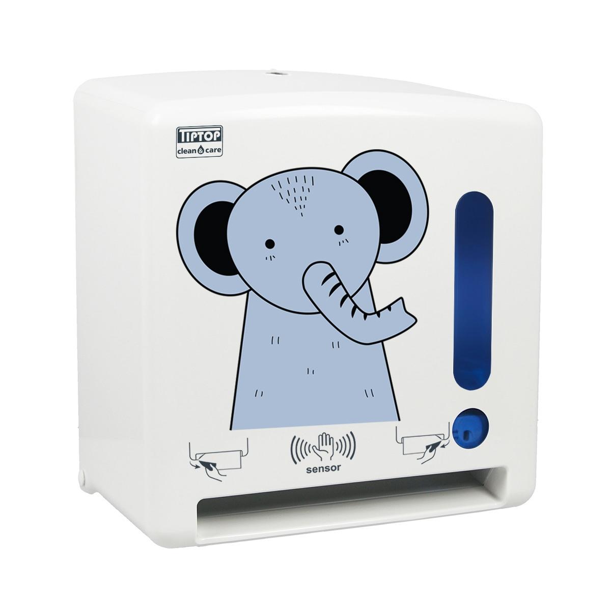 """TTC Senzorski uređaj za ubrus – beskontaktni. Print: """"Slon"""""""