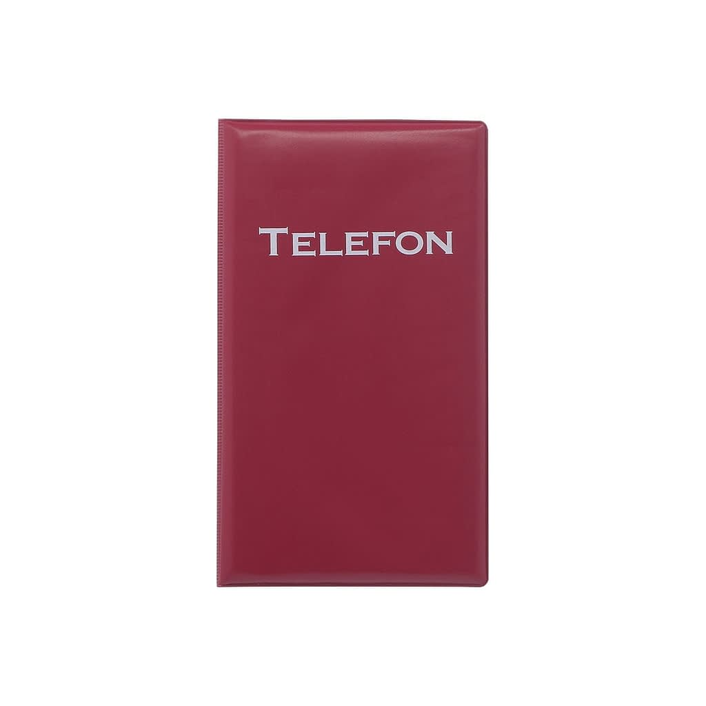 TTO Telefonski adresar 11.5x19.5 Crvena