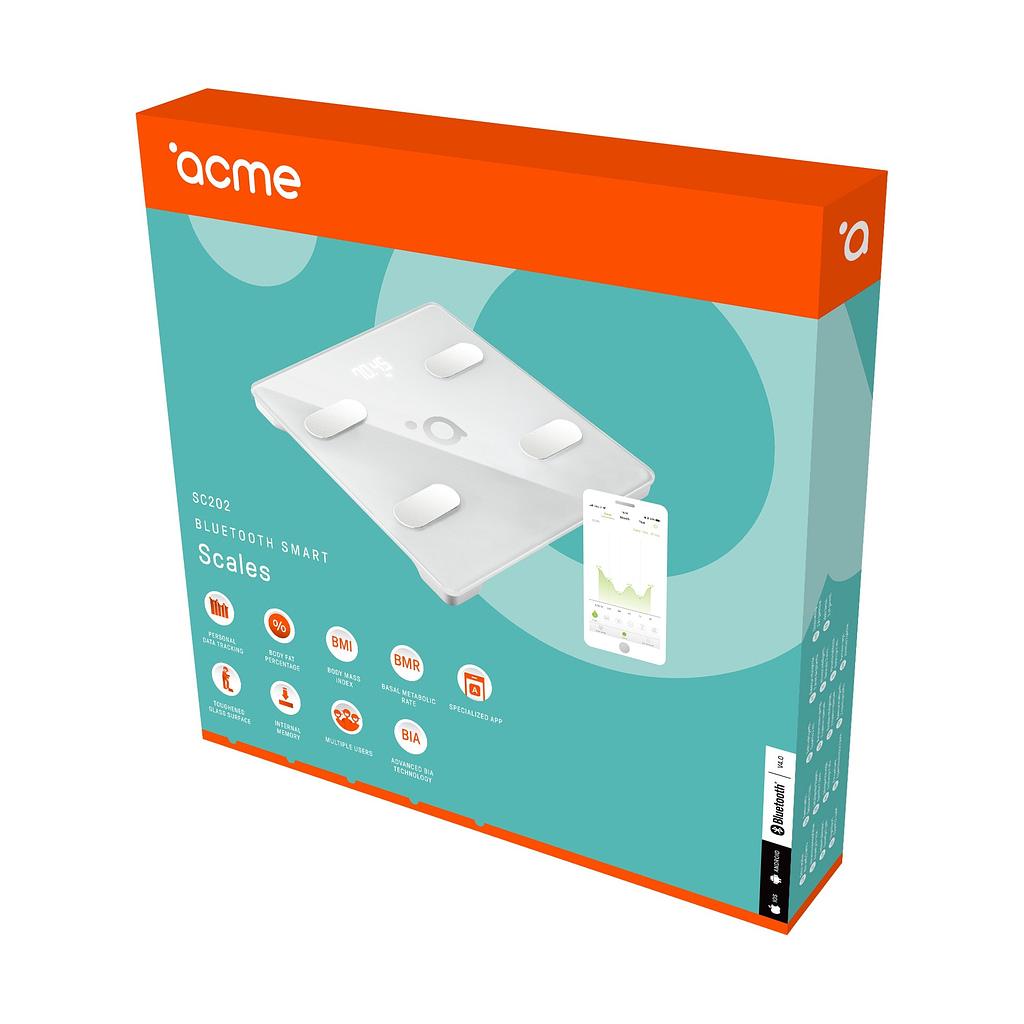 ACME Vaga za mjerenje SC202, bijela