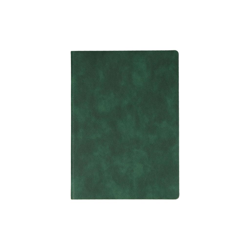 PM Rokovnik MONTE B5, 80g/112lista. Boja: tamno zelena. Premium kvalitet
