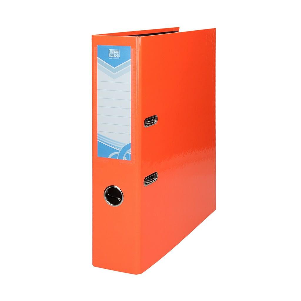 TTO Samostojeći registrator PREMIUM A4. Boja: neon narandžasta