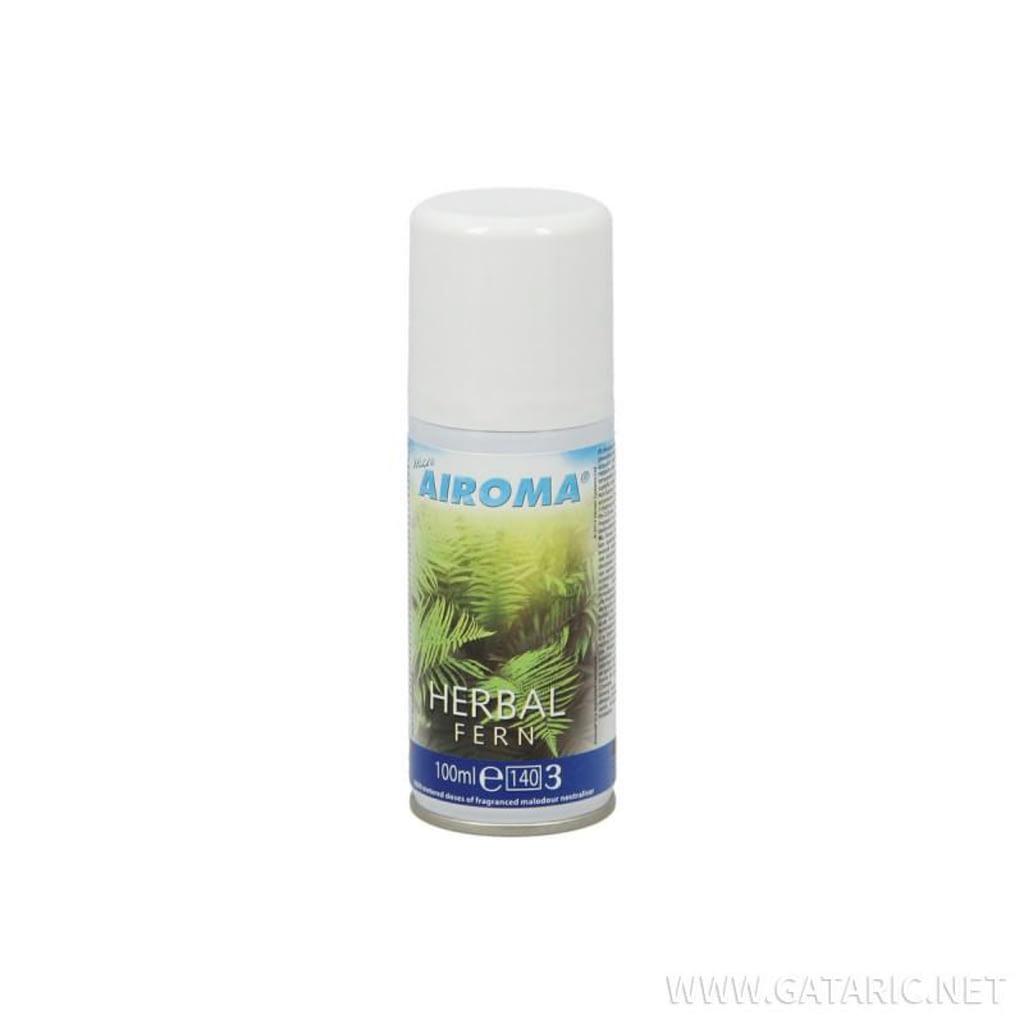 """TTC Osvježivač prostora """"Herbal"""", eukaliptus, drvo čaja, potpouri. Bez FCKW. 100ml"""