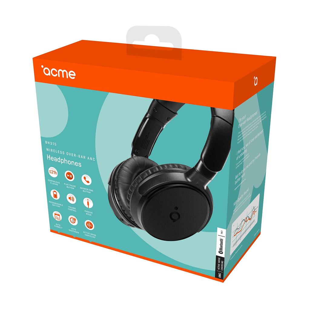 ACME Bežične slušalice BH315