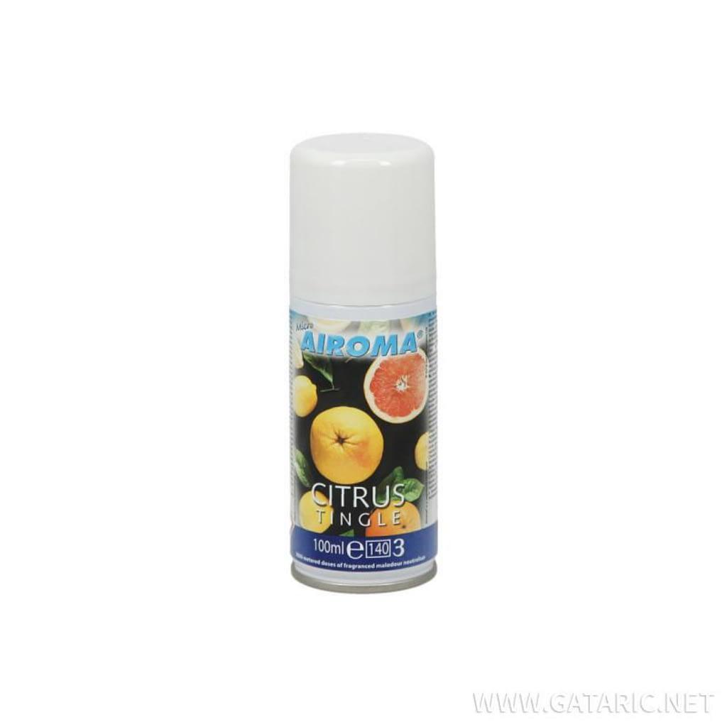 """TTC Osvježivač prostora """"Citrus"""", miris limuna i cvijeta limuna. Bez FCKW. 100ml"""