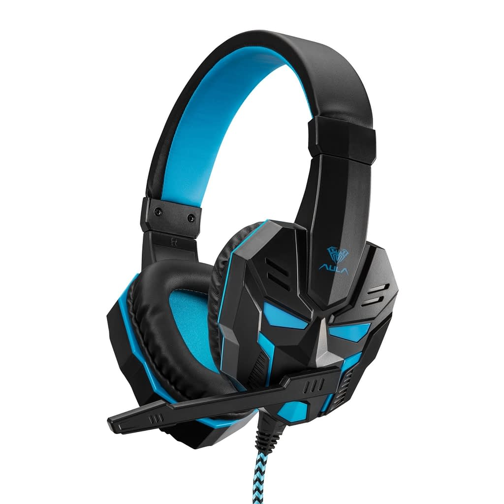 AULA Gaming slušalice Prime Basic. Boja: plava