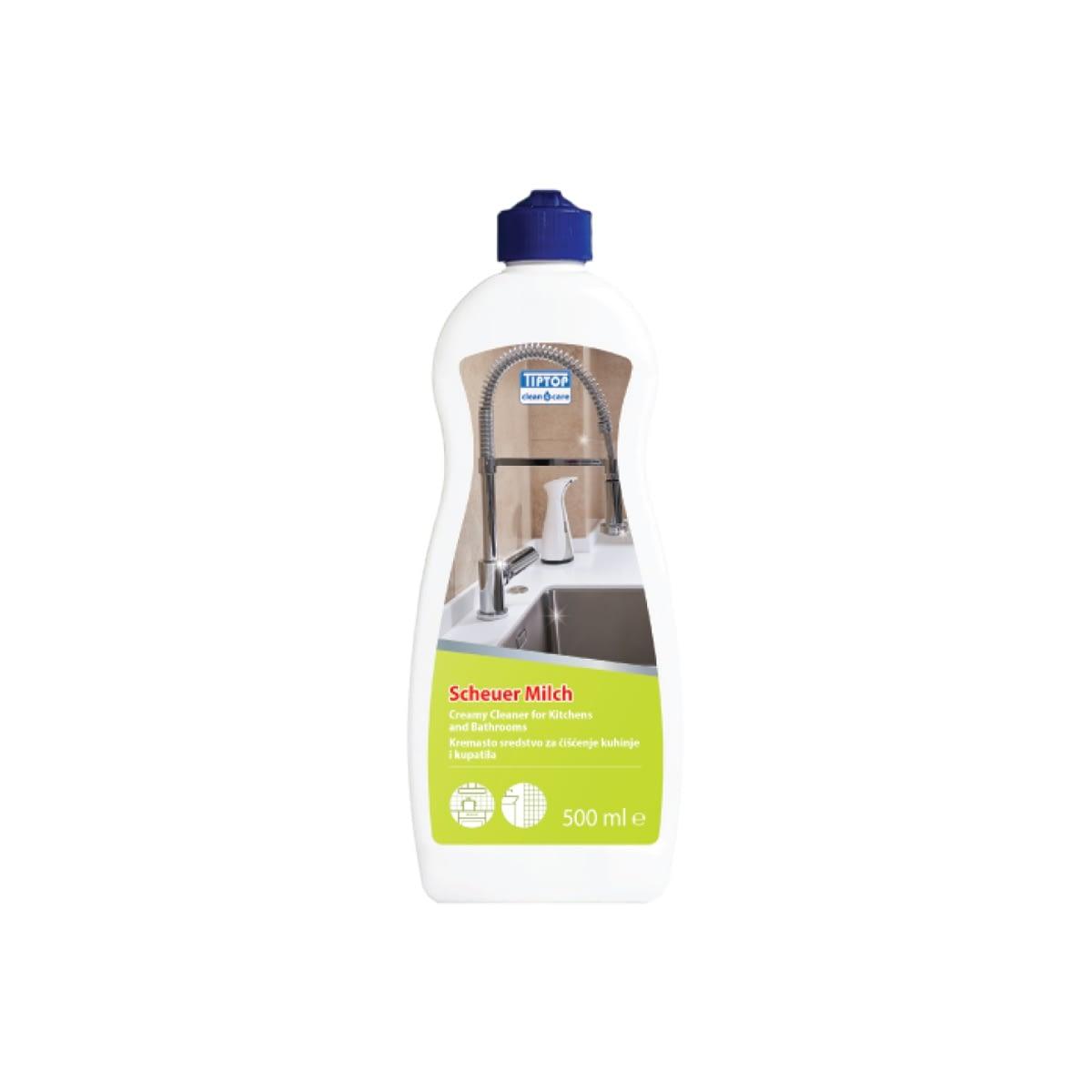 TTC Kremasto sredstvo za čišćenje kuhinje i kupatila. 500ml