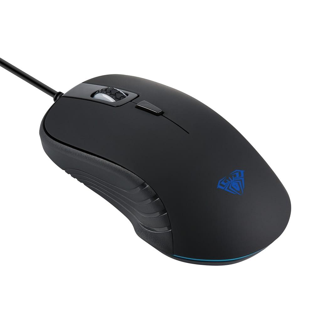 AULA Gaming miš Tantibus, senzor Sunplus 190